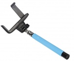 POWERTECH SELFIE STICK + BLUETOOTH ADAPTER PT-237 ΜΠΛΕ
