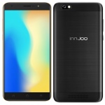 INNJOO HALO 5 SHARTPHONE 5.5'' BLACK + ΔΩΡΟ ΘΗΚΗ ΣΙΛΙΚΟΝΗΣ & HANDS FREE